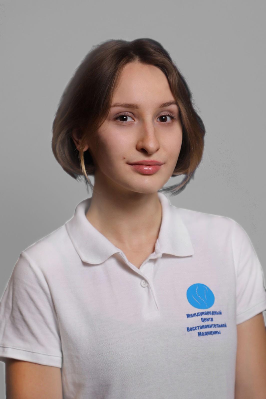Пшеничная Виктория Михайловна